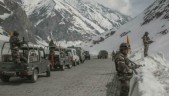 Indian, Chinese troops in rifle range at 4 places at Pangong Lake