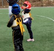 Sports coaching camp concludes at Mangan