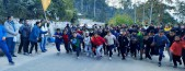 CM's Golden Mile Run launched in Sikkim