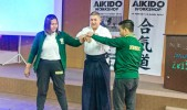 Aikido workshop at NBBD College