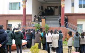 CS administers National Voter's Day pledge