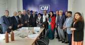 Tea, urban infrastructure discussed in CII meeting with Canada trade office