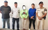 Geyzing Police nab accused from Kolkata for duping local insurance policy holder