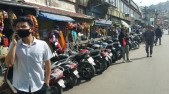 Two-wheelers get parking spaces in Darjeeling town