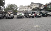 Land Rovers rally at Darjeeling marks World Tourism Day