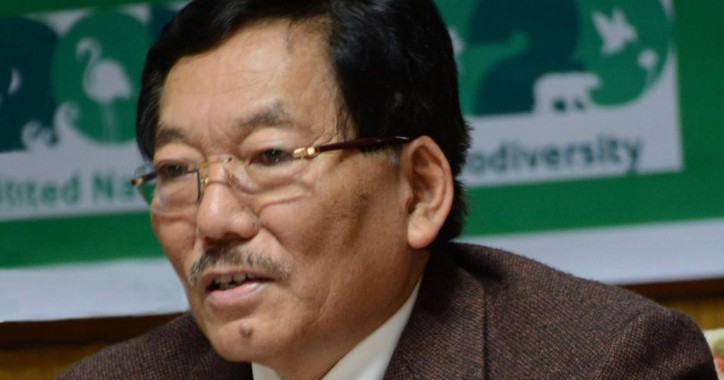 Chamling to skip Assembly session