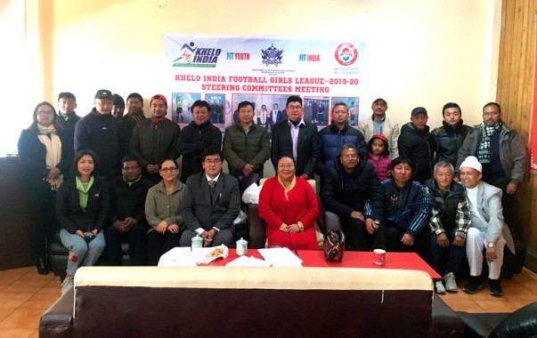 East steering committee formed for Khelo India Girls Football League