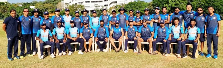Sikkim bounces back with easy win