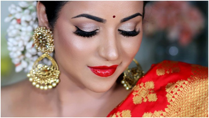 Want to look your best during Navratri? Follow these skin and hair care tips
