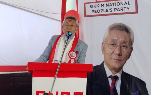 SNPP always vocal for Article 371F protection: Delay Namgyal