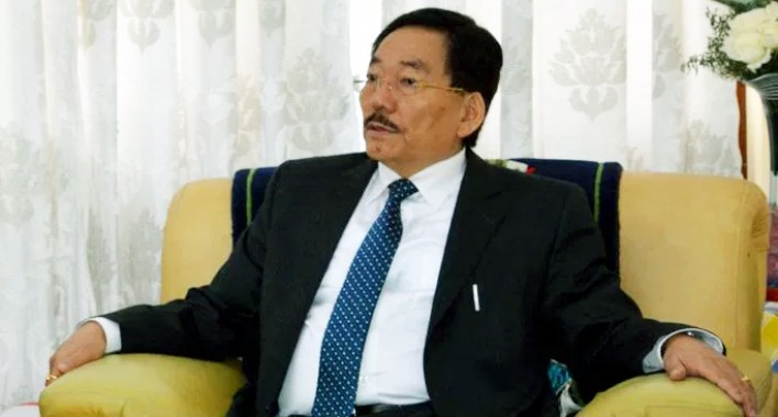 'Enough of your anger and hatred': Chamling reacts to Golay's foundation day remarks against him