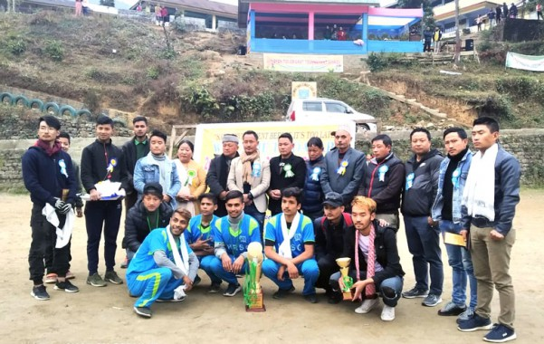West Bermiok Cricket Club wins T20 tournament