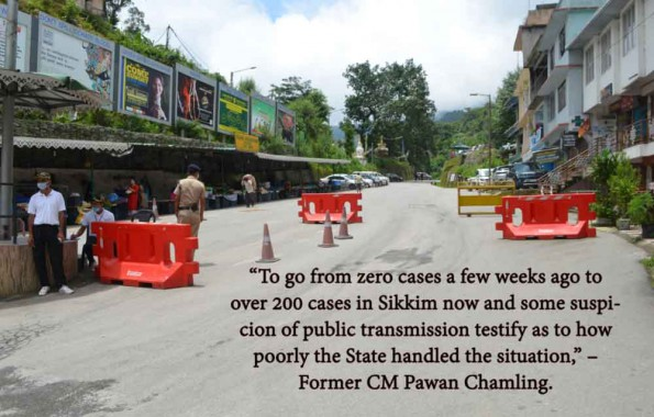 Lapses are simply indefensible, insensitive restrictions being imposed: Chamling