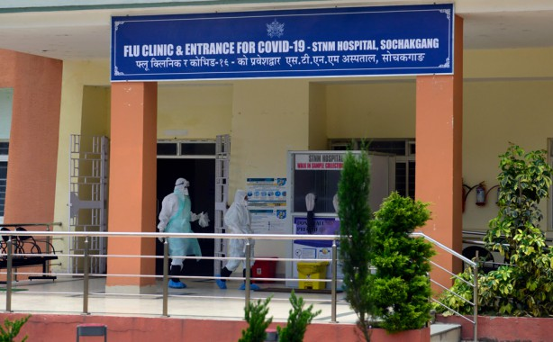 Third Covid-19 case reported in Sikkim