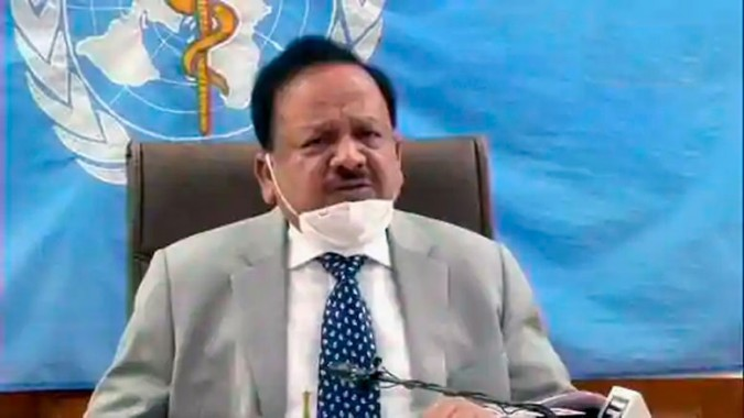 Entering office amid global crisis: Harsh Vardhan takes charge of WHO top body