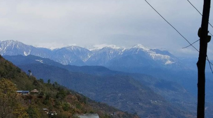 Budang –A Famous Village Tourism Destination of Sikkim