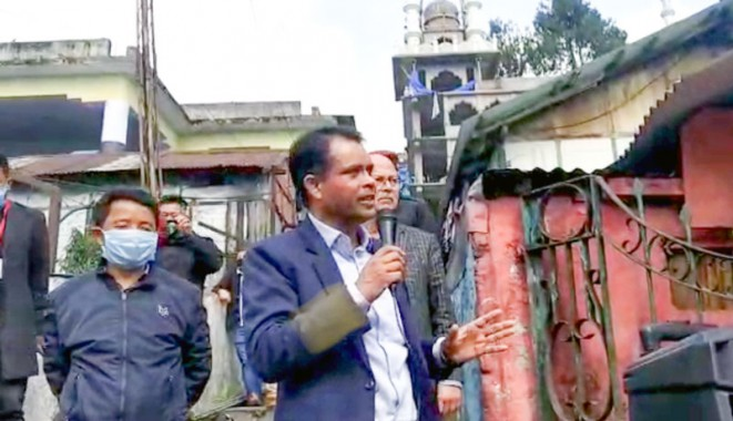 Nizamuddin Markaz event: Attendees from Sikkim appealed to contact administration