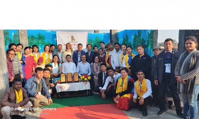 Helping hands from Gangtok social workers for Namaste Foundation