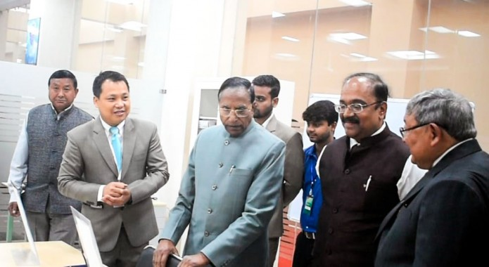 Atal Incubation Centre Sikkim launched at SMIT