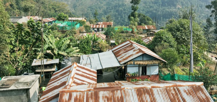 Stage-V resettlement colony decaying under years of neglect, poor amenities