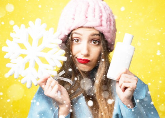 Why some people get more acne in the winter