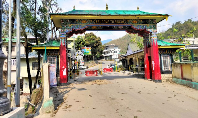 JANTA CURFEW IN SIKKIM AGAINST COVID-19