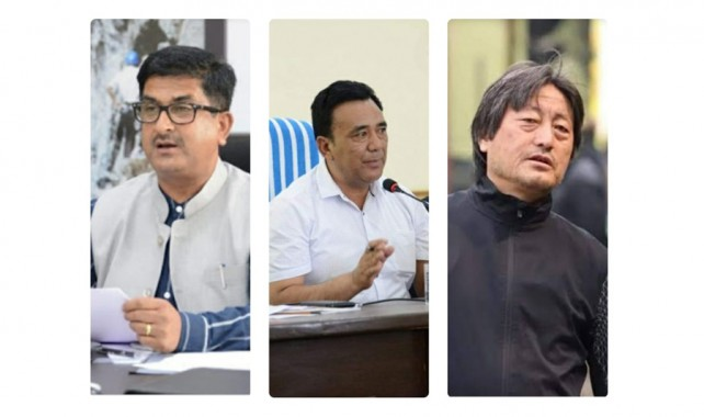 3 ministers, 2 MLAs test Covid positive