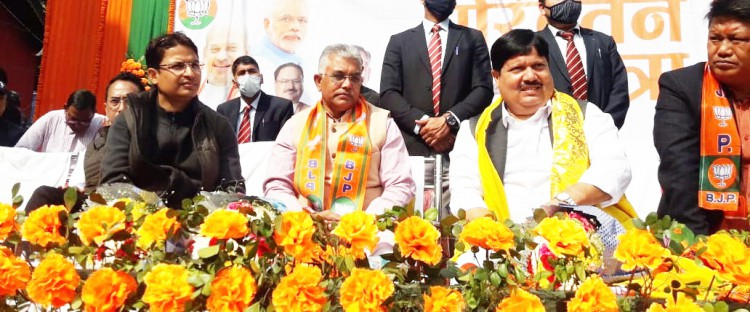 Hills are with BJP: Ghosh