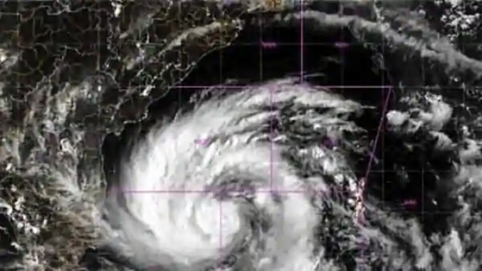 'Amphan' intensifies into super cyclone: IMD