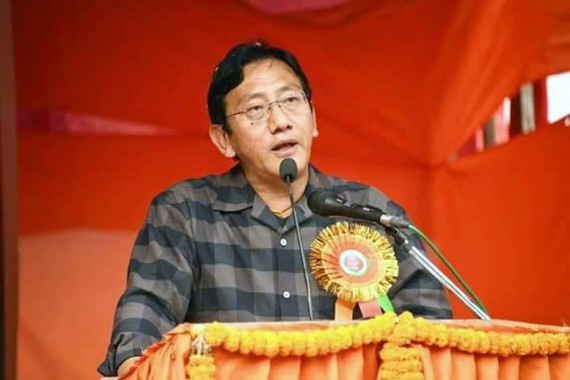 Venchungpa appointed as DACS chairman