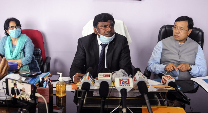 Health dept shares success story on Covid containment, says Sikkim is a role model in country