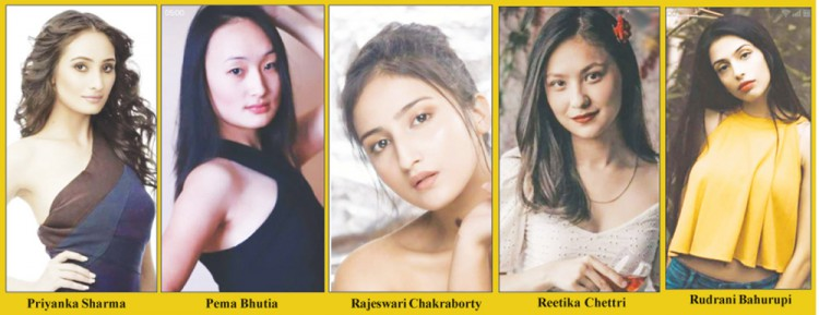 Five from Sikkim shortlisted for Femina Miss India 2020