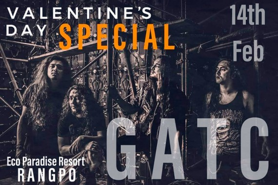 GATC to perform at Rangpo on Valentine's Day