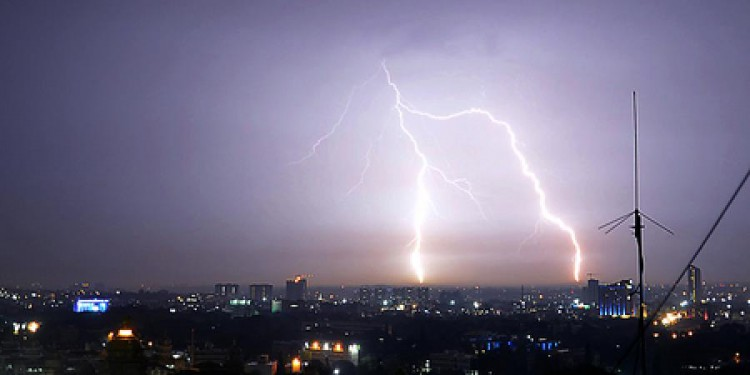 13 killed as thunderstorm, lightning strikes UP