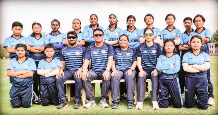 Sikkim U19 wraps up women's One Day contest with a win