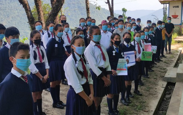 Abdul Kalam birth anniversary celebrated at Sopakhaschool