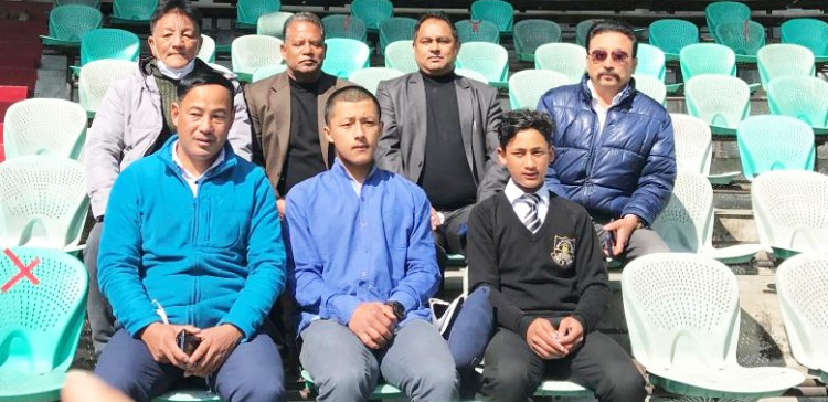 Six from Sikkim for Junior National Athletics meet