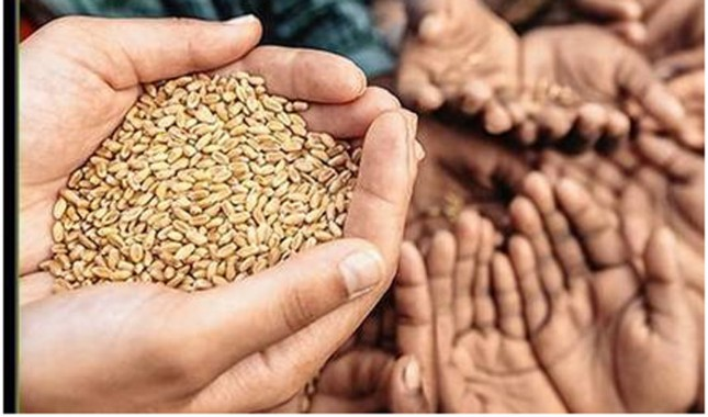 Food security needs sustainable agriculture practice