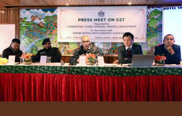 Tourism largest sector, lowest in paying GST in Sikkim
