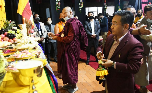 Sikkim-North Bengal Buddhist Conclave held in Gangtok