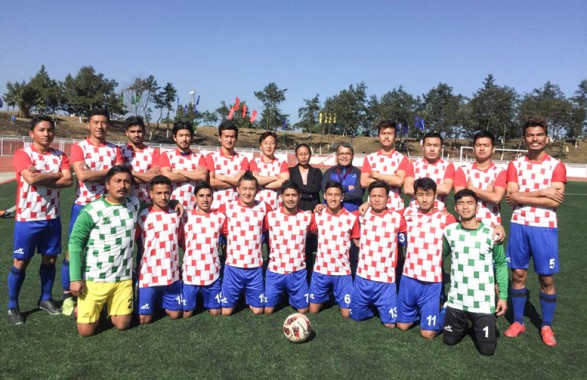 Dr T Ao Trophy:Sikkim salvage a draw against Meghalaya