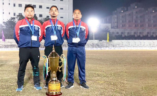 SIX SIKKIMESE FOOTBALLERS IN AIFF RADAR