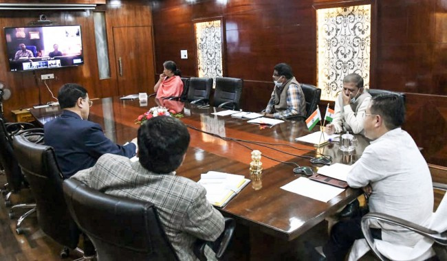 CM takes stock of healthcare facilities in districts up to PHSC level