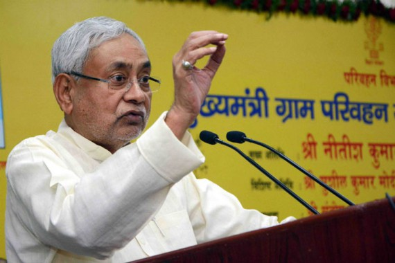 No question of NRC in Bihar: Nitish