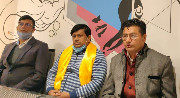 Centre willing to give LT seats but State has to prepare formula: Sikkim BJP in-charge