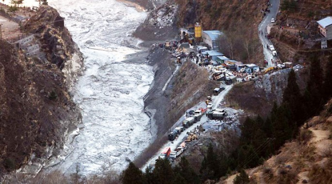 Stop man made disasters in fragile Himalayan region