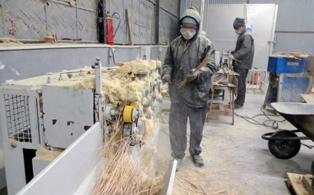 Temi supplies incense sticks to market leaders