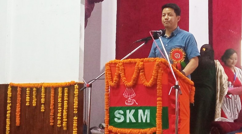 SKM will form Govt again in 2024: Indra Hang