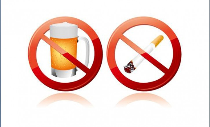 How Smoking and Alcohol Affect Beauty
